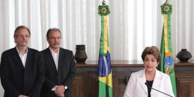 Rousseff insistió en que es necesario consultar a los brasileños sobre su futuro y la posibilidad de adelantar las elecciones. Foto:AP/ Archivo