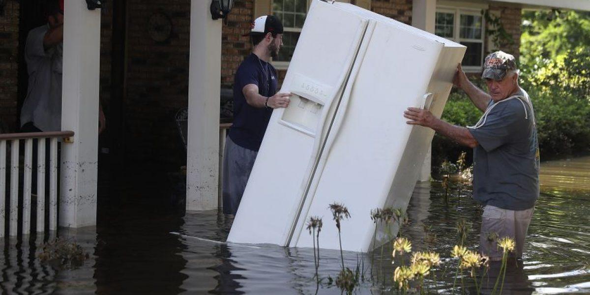 Aumenta la cifra de muertos en Louisiana tras intensas lluvias