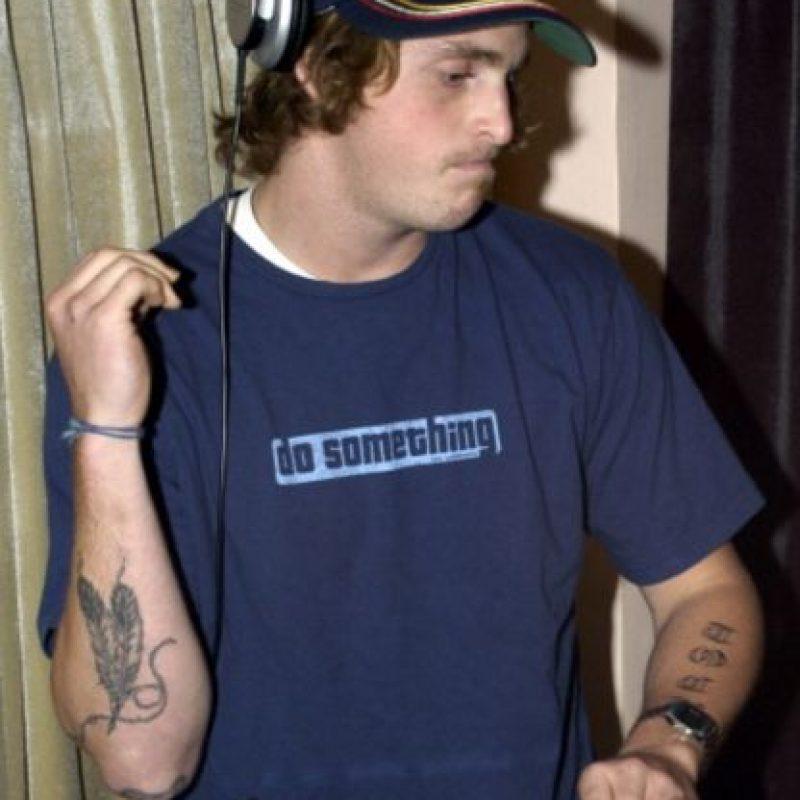 Lo intentó como DJ también. Foto:Getty Images