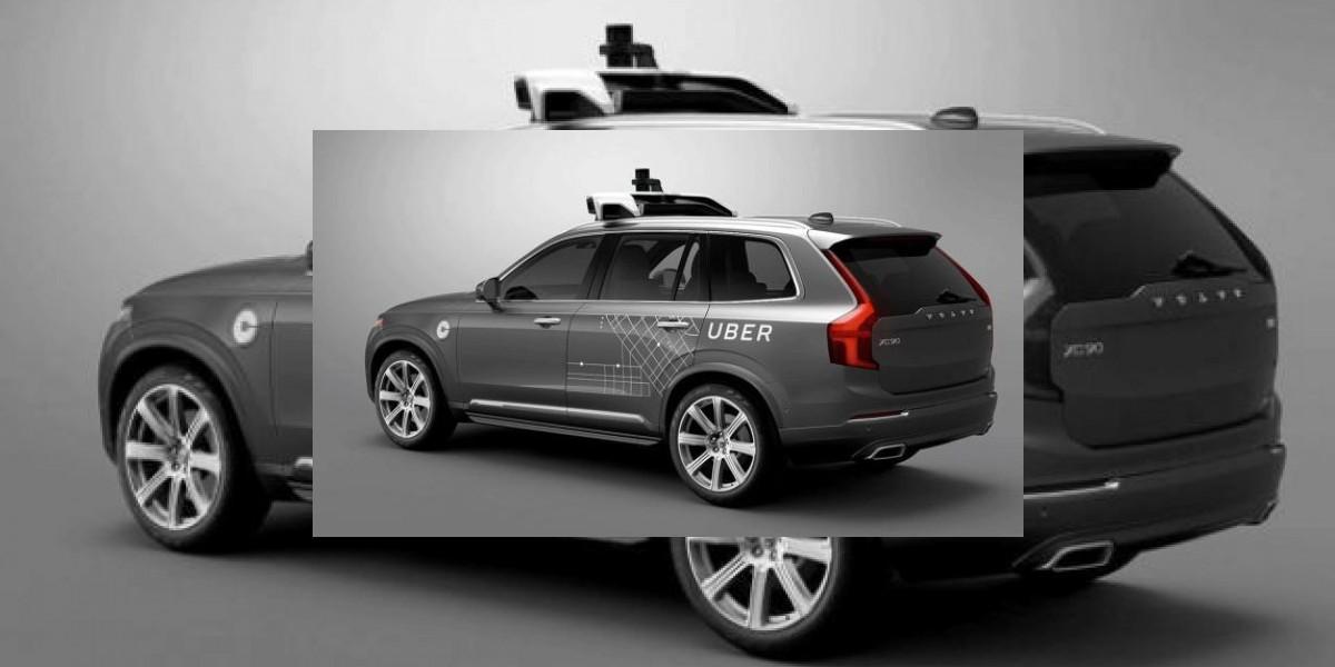 Uber + Volvo por el sueño americano…