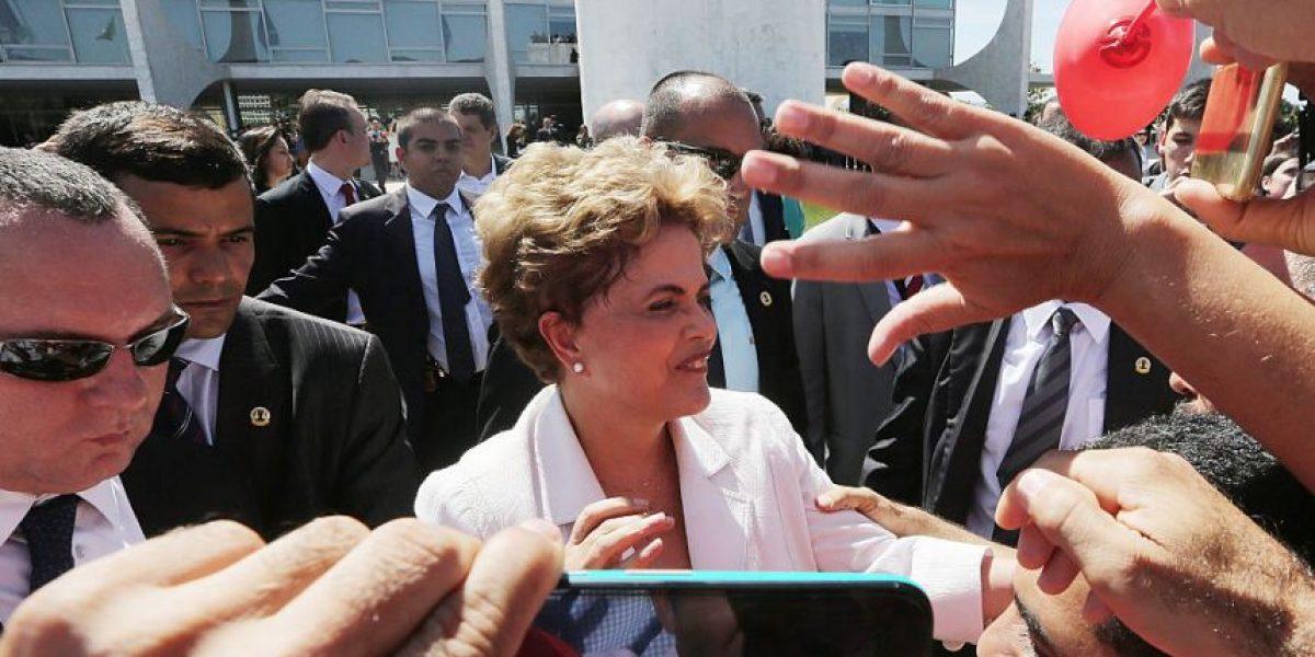 Rousseff asegura que