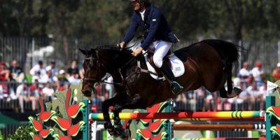 Néstor Nielsen llegó a Río 2016 gracias a su padre Foto:Getty Images