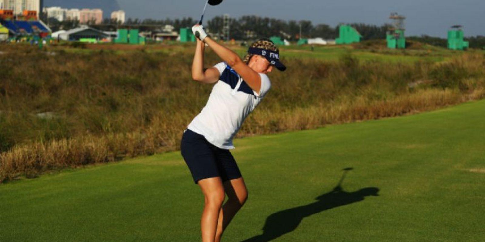 Golf (11 relaciones sexuales al mes) Foto:Getty Images