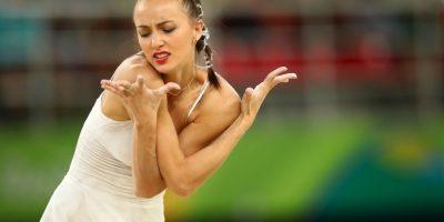 Gimnasia (14 relaciones sexuales al mes) Foto:Getty Images