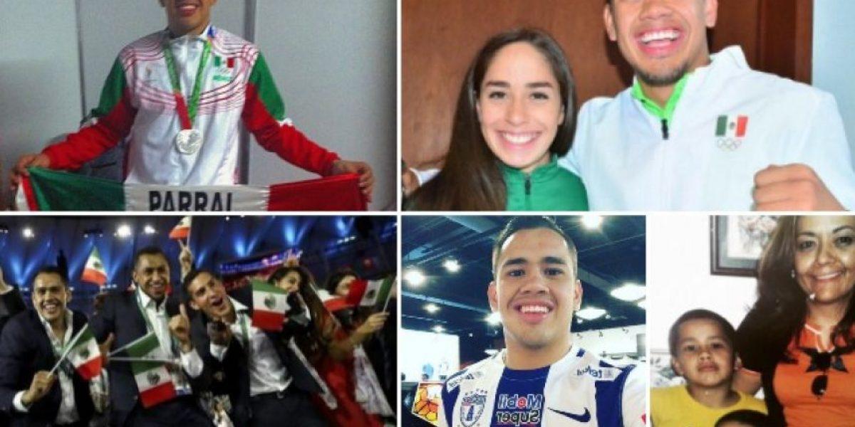 FOTOS: Lo mejor de Misael Rodríguez fuera del ring