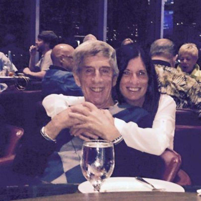 Ella era hija de un político estadounidense Foto:Facebook.com