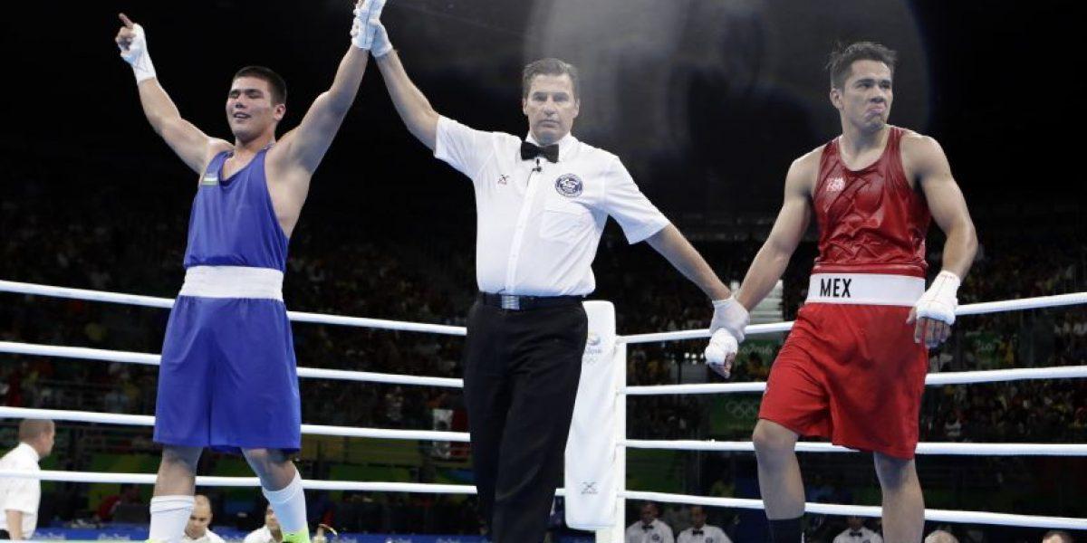 ¡Cae la primera medalla! El mexicano Misael Rodríguez se colgó el bronce en el boxeo