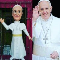 Papa Francisco Foto:Vía Twitter/@dalton_cjon