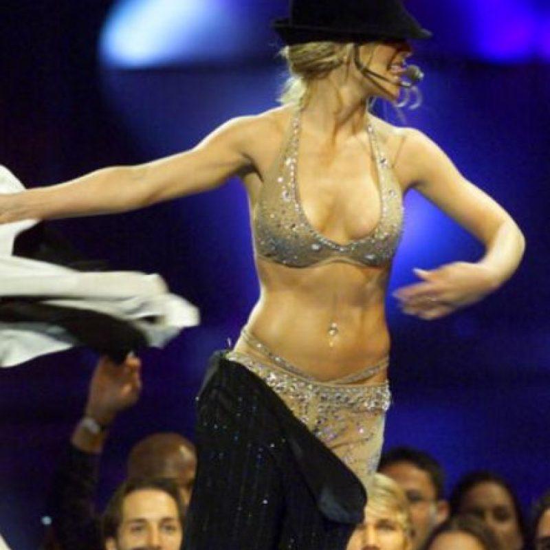 Era la estrella pop más importante del momento. Foto:vía Getty Images