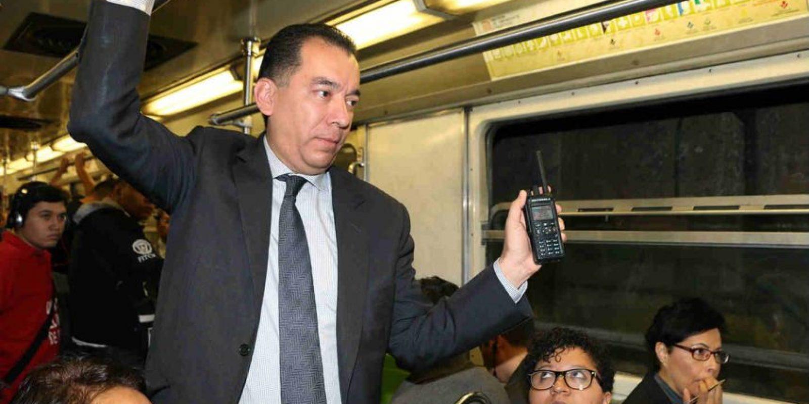 Permiten la comunicación incluso en los túneles, lo cual antes no ocurría Foto:STC
