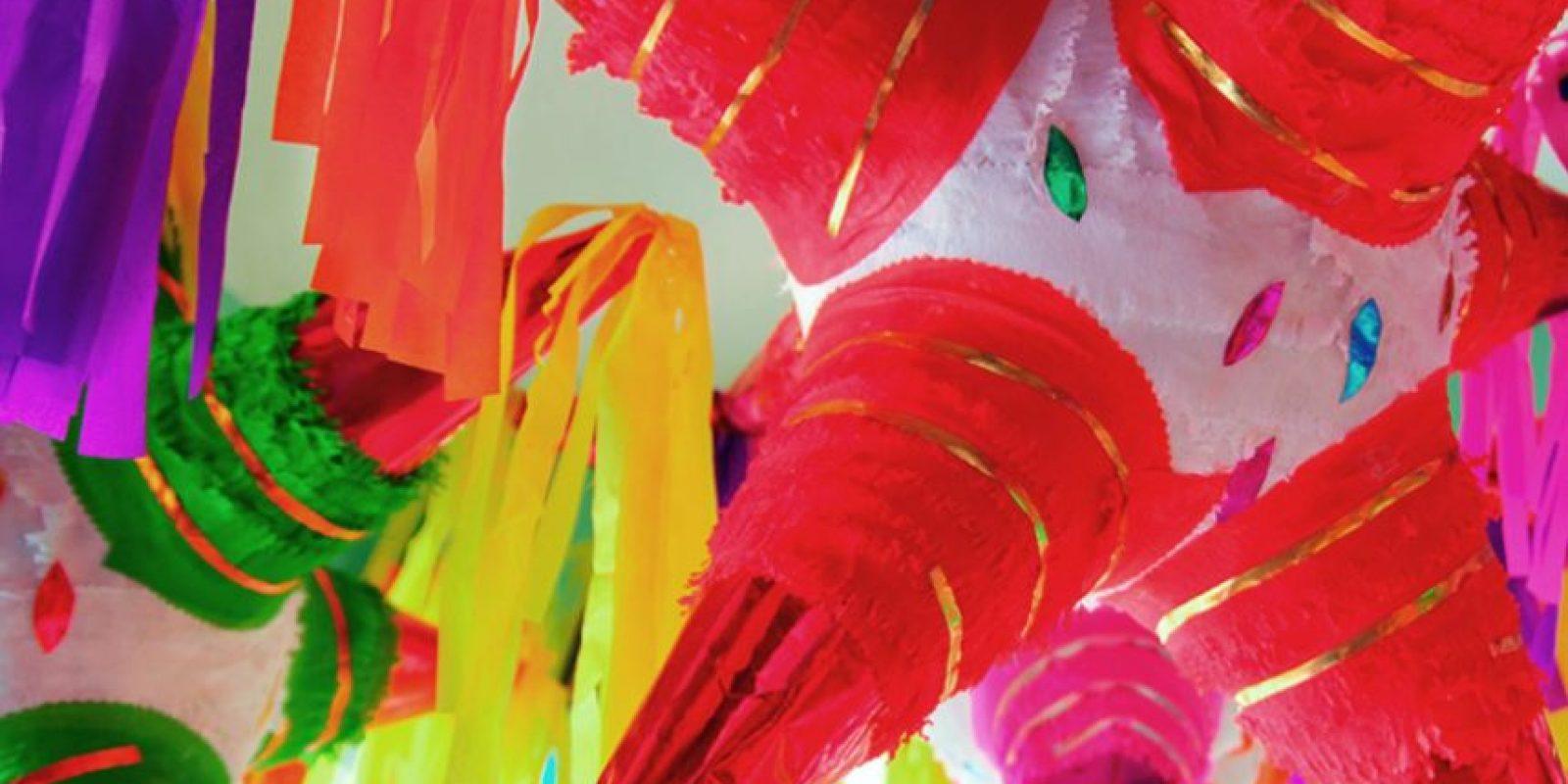Piñatas Foto:mexico.mx