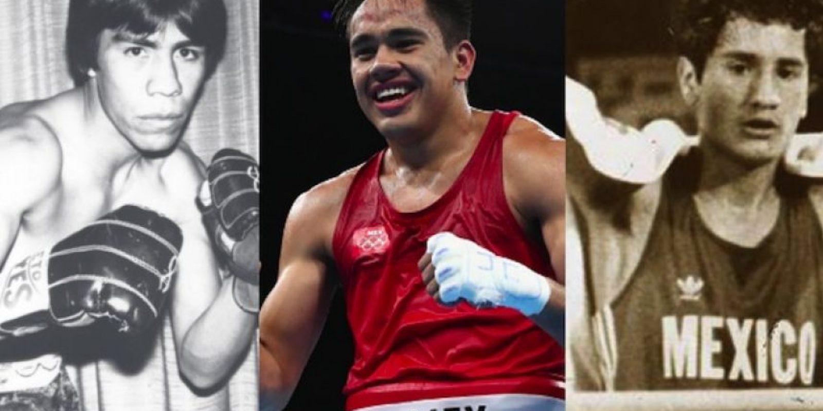 Boxeadores mexicanos en Juegos Olímpicos Foto:Especial