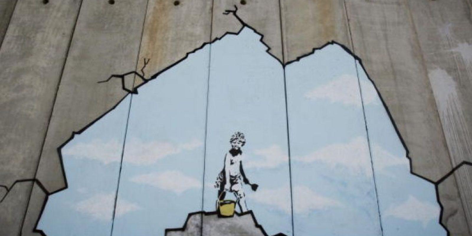 En 2014, el gobierno de Israel encontró 32 túneles en la Franja de Gaza. Foto:Getty Images