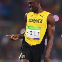 Es tricampeón en los 100 metros planos Foto:Getty Images