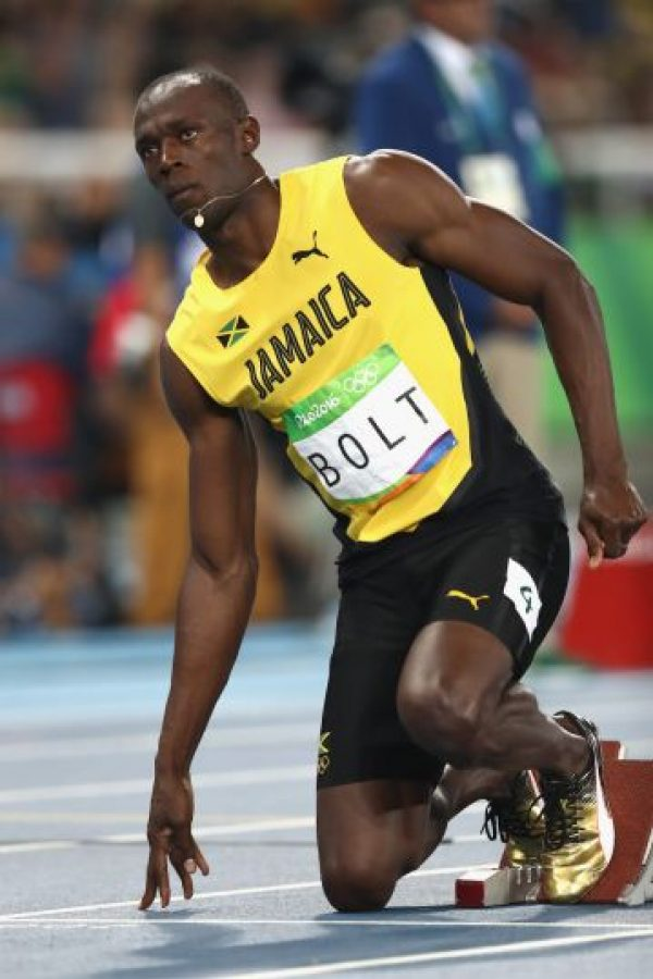 Usain Bolt Foto: Getty Images