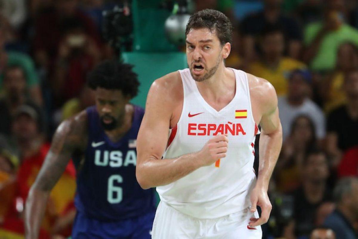 Estados Unidos vence a España y alcanza su tercera final olímpica Foto:Getty Images
