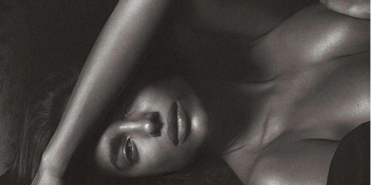 FOTOS: Irina Shayk se desnuda para publicación italiana
