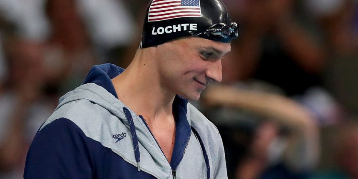 VIDEO: Ryan Lochte confirma que mintió y que no sufrió un asalto