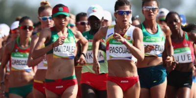 Enrique Peña Nieto manda felicitación a Guadalupe González por su medalla de plata en marcha Foto:Getty Images