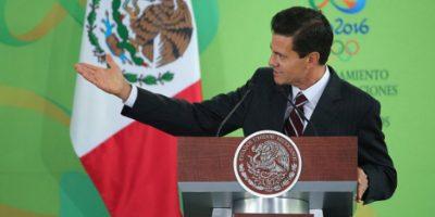 Enrique Peña Nieto. Imagen Por: Getty Images