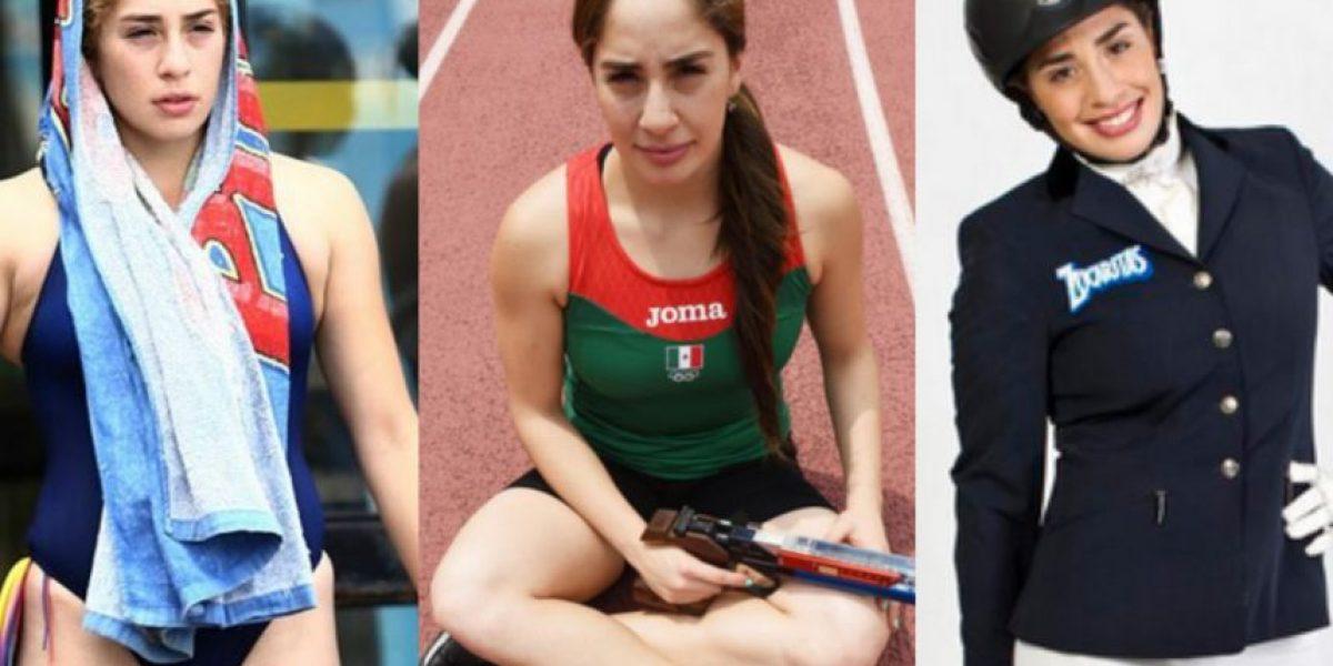 FOTOS: Tamara Vega, la deportista que robo el corazón de Misael Rodríguez