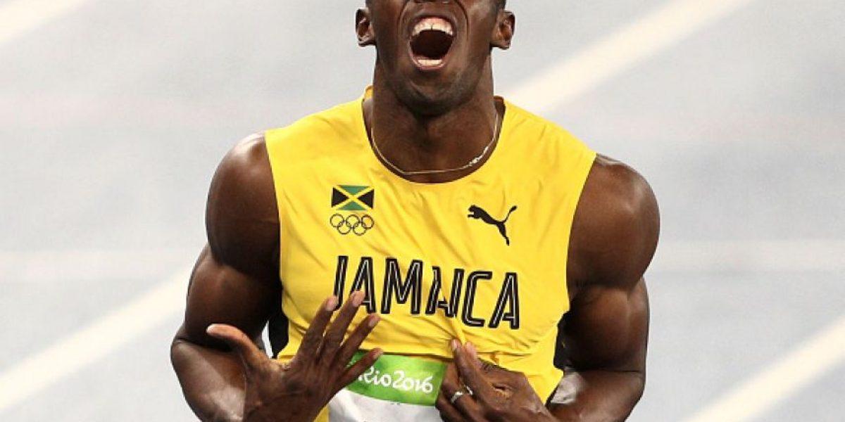 Usain Bolt se proclama tricampeón olímpico de los 200 metros planos