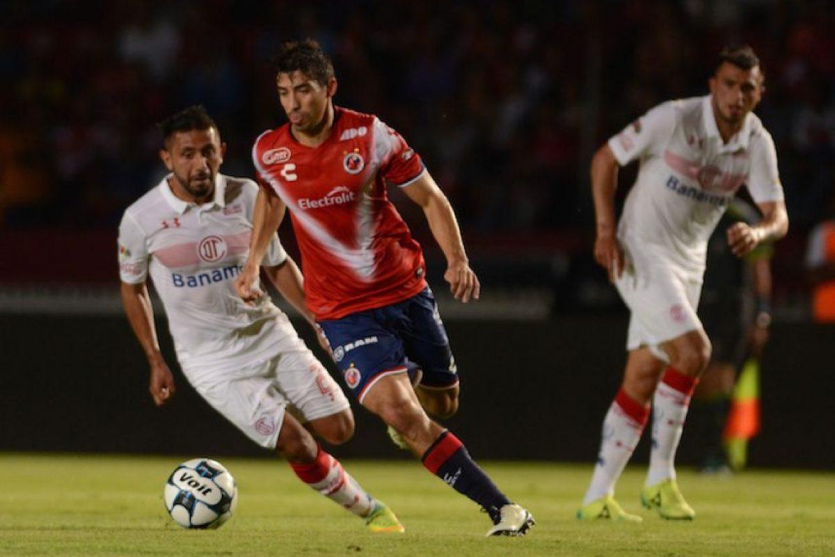 Veracruz y Toluca reparten puntos en entretenido duelo Foto:Mexsport