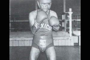 Agustín Zaragoza, boxeo, bronce, México 1968 Foto:Archivo