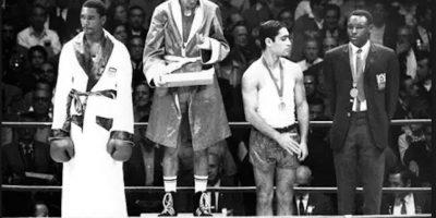 Antonio Roldán, boxeo, oro, México 1968 Foto:Archivo