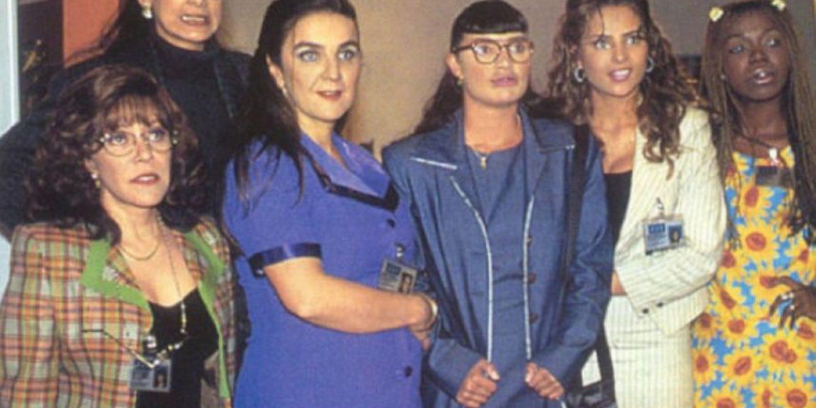 """Ellas eran las mejores amigas de """"Betty"""" Foto:colarte.com"""