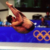 Fernando Platas, clavados, plata, Sidney 2000 Foto:Mexsport
