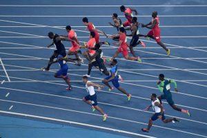¡Leyenda! Usain Bolt consigue el triple-triple en Río 2016 Foto:Getty Images