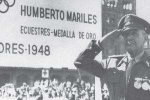 Humberto Mariles, ecuestre, oro, Londres 1948 Foto:Archivo