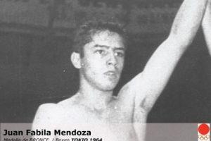 Juan Fabila, boxeo, bronce, Tokio 1964 Foto:Archivo