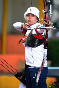 Mariana Avitia, tiro con arco, bronce, Londres 2012 Foto:Mexsport