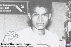 Mario González, boxeo, bronce, Seúl 1988 Foto:Archivo
