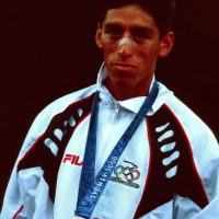 Noé Hernández, marcha, plata, Sidney 2000 Foto:Mexsport