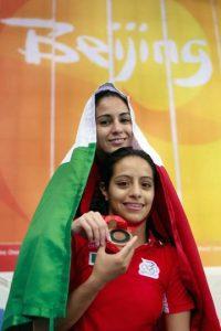 Paola Espinosa y Tatiana Ortiz, clavados sincronizados, bronce, Beijing 2008 Foto:Mexsport
