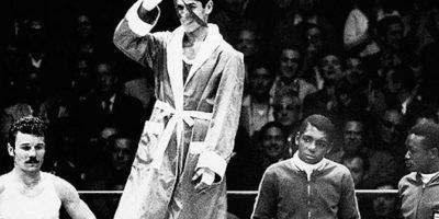 Ricardo Delgado, boxeo, oro, México 1968 Foto:Archivo