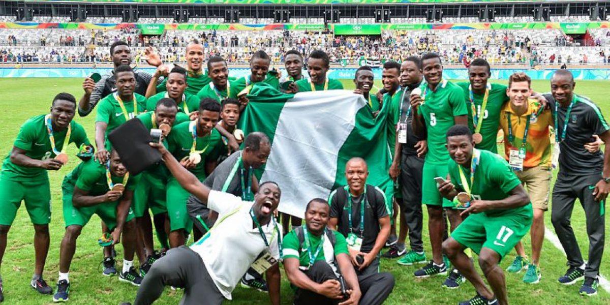 Nigeria se llevó el bronce, tras imponerse a los sorpresivos hondureños