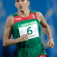 Ismael Hernández logra bronce para México en pentatlón Foto:AP