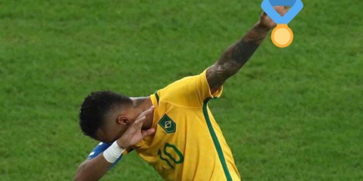 Neymar venció a sus detractores con el oro olímpico