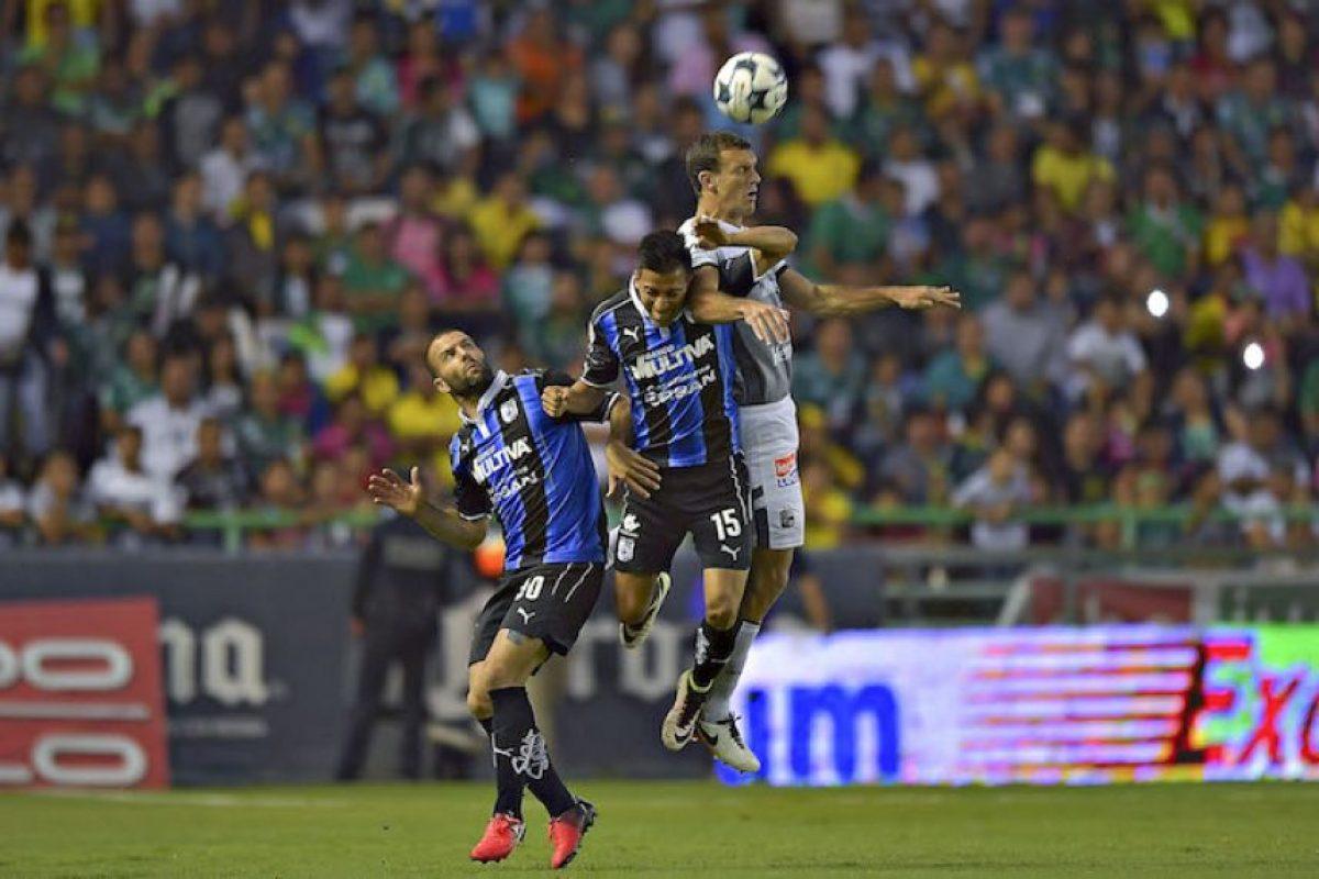 Mauro Boselli da primer triunfo al León Foto:Mexsport