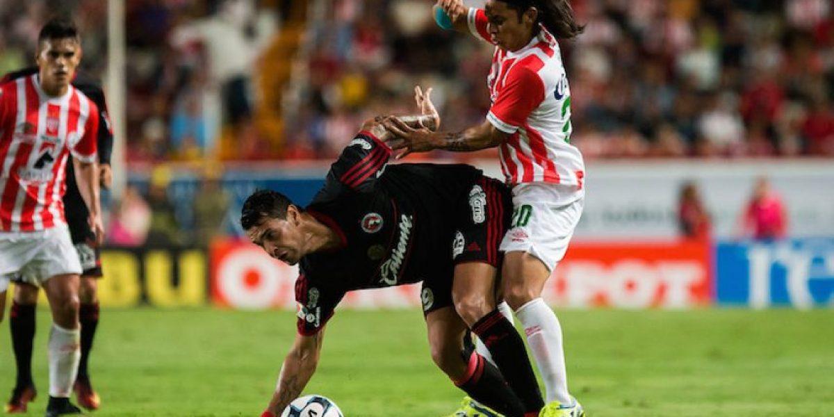 Necaxa sigue sin ganar y empata con Tijuana