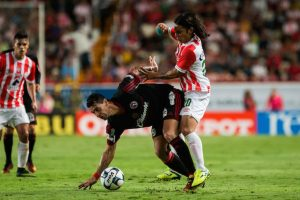 Necaxa sigue sin ganar y empata con Tijuana Foto:Mexsport