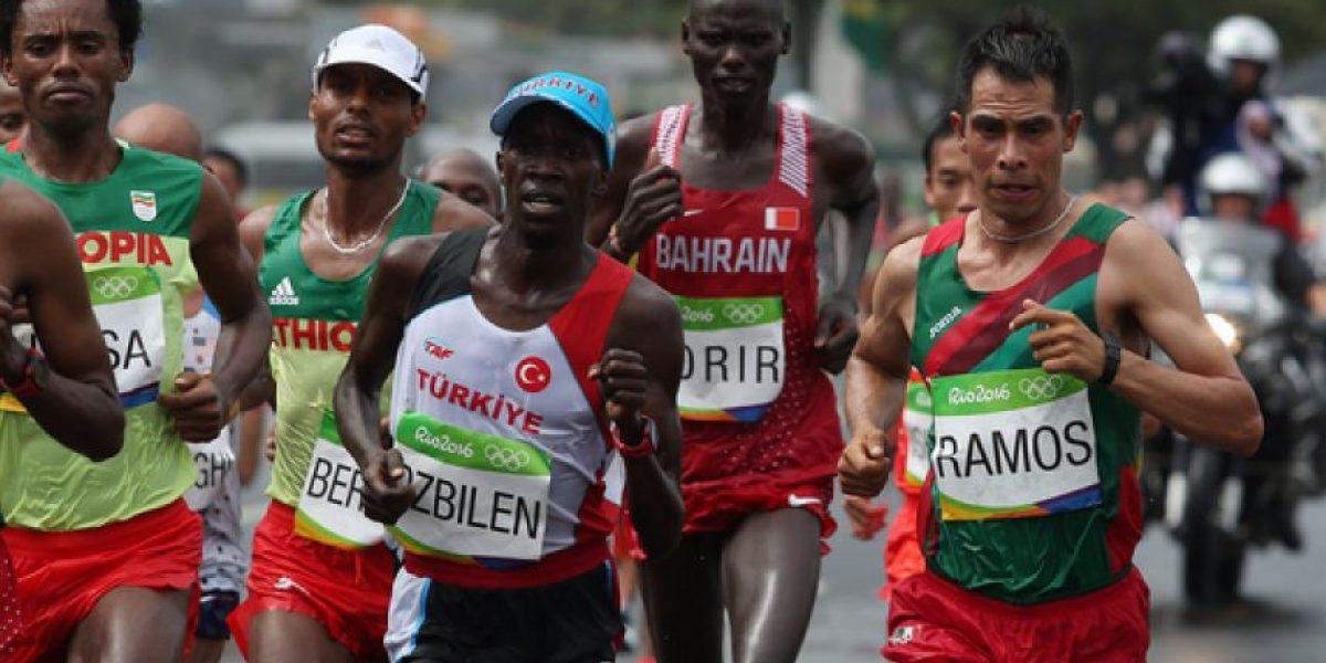 Maratonistas mexicanos finalizan su participación en Río 2016
