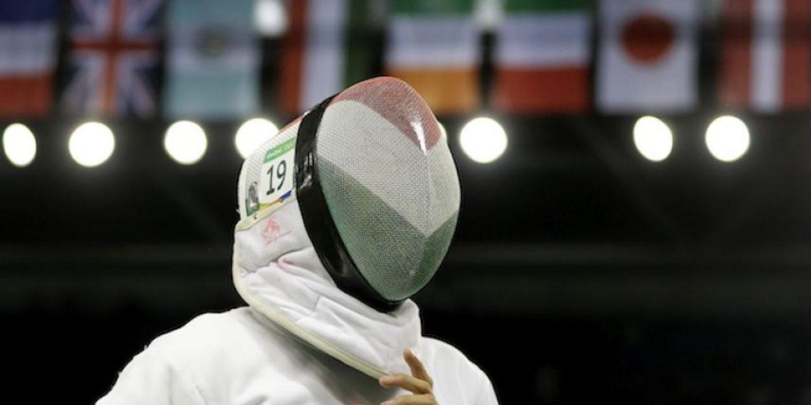 Isamel Herández, medallista olímpico en Río 2016 Foto:AP