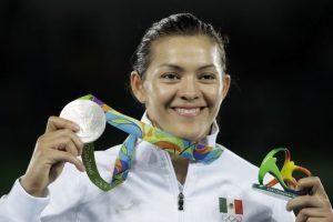 María del Rosario Espinoza, Río 2016 Foto:AP