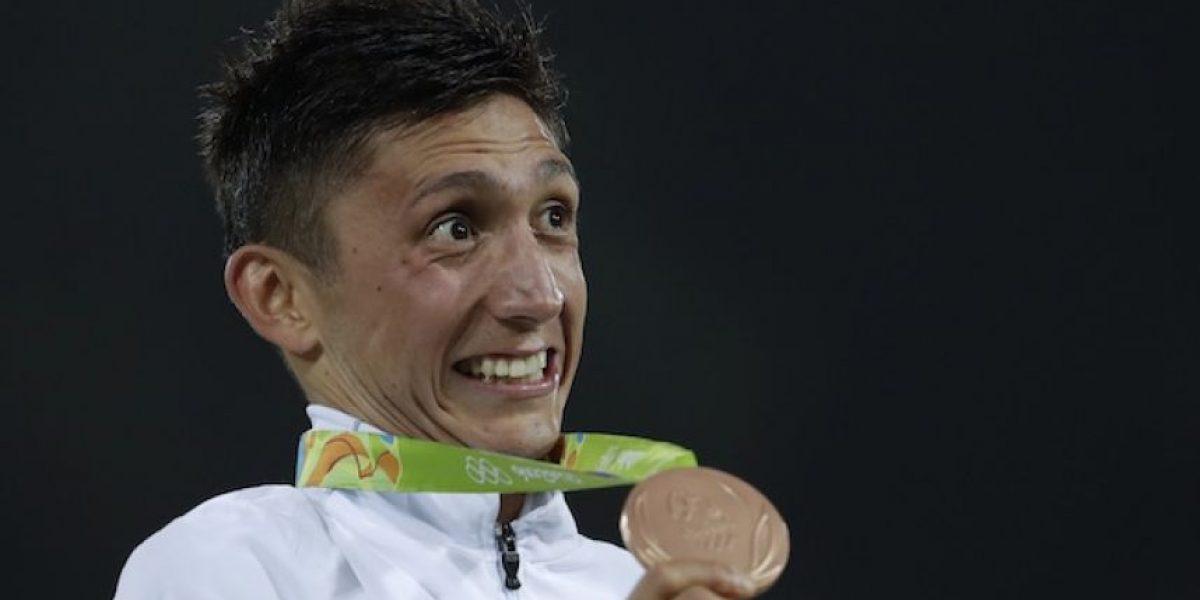 Conoce a Ismael Hernández, medallista mexicano en pentatlón