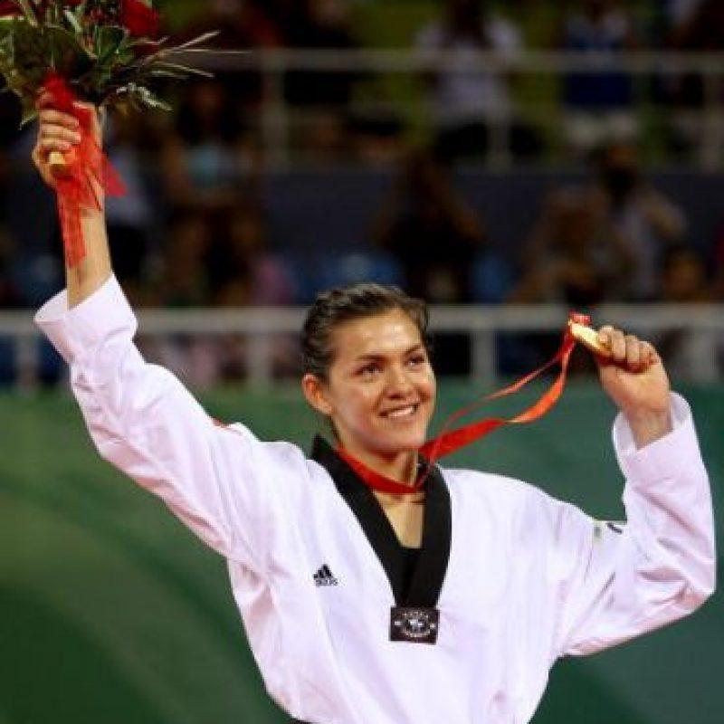 María del Rosario Espinoza, Beijing 2008 Foto:Getty Images